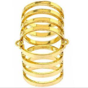 Jewelry - Two Part Cage Ring,NWT